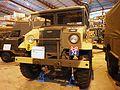 Australian No 9 Artillery Tractor at the Treloar Technology Centre September 2016.jpg