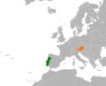 Austria Portugal Locator.png