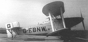 Avro 571 Buffalo - Image: Av Buffalo