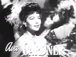 Ava Gardner in My Forbidden Past trailer