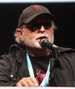 Avi Arad San Diegon Comic-Conissa 2013.