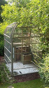 Glass Sunroom Garden
