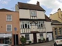 Axbridge, Old Angel Inn - geograph.org.uk - 878669.jpg