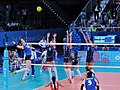 Azerbaijan vs Italy encounter in the women`s volleyball competition 2.jpg