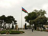 Azneft Square, Baku, 2012