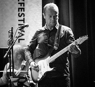 Børge Petersen-Øverleir Norwegian jazz guitarist