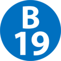 B-19 station number.png