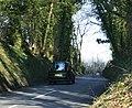 B3098 looking east at Flinty Knapp - geograph.org.uk - 1771357.jpg