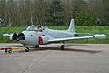 BAC Jet Provost T4 XP673 03 (G-RAFI) (7211699050).jpg