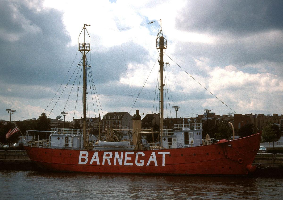 New Engine Cost >> United States lightship Barnegat (LV-79) - Wikipedia