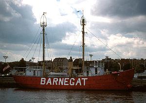 United States lightship Barnegat (LV-79) - Image: BARNEGAT (LIGHTSHIP) CAMDEN COUNTY, NEW JERSEY