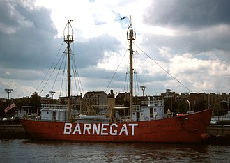 National Register of Historic Places listings in Camden County, New Jersey - Image: BARNEGAT (LIGHTSHIP) CAMDEN COUNTY, NEW JERSEY