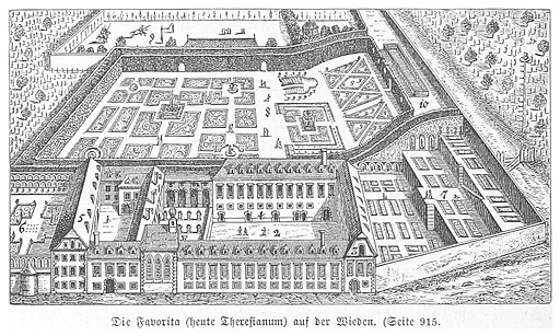 BERMANN(1880) p0958 Theresianum