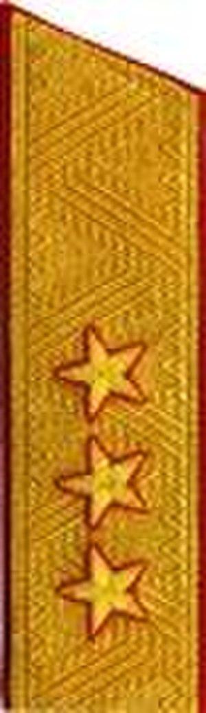 National Police Service (Bulgaria) - Главен комисар