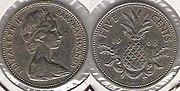 Bahamas 5 Cents 1968