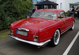 BMW 503 - Image: BMW 503 2012 09 01 13 24 08