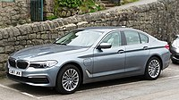 BMW 530e iPerformance registered September 2017 1998cc plus an electric motor.jpg