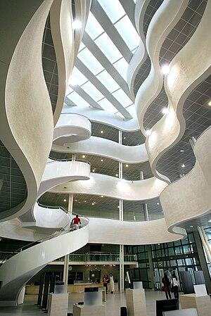 University of Le Havre - Bibliothèque centrale universitaire du Havre