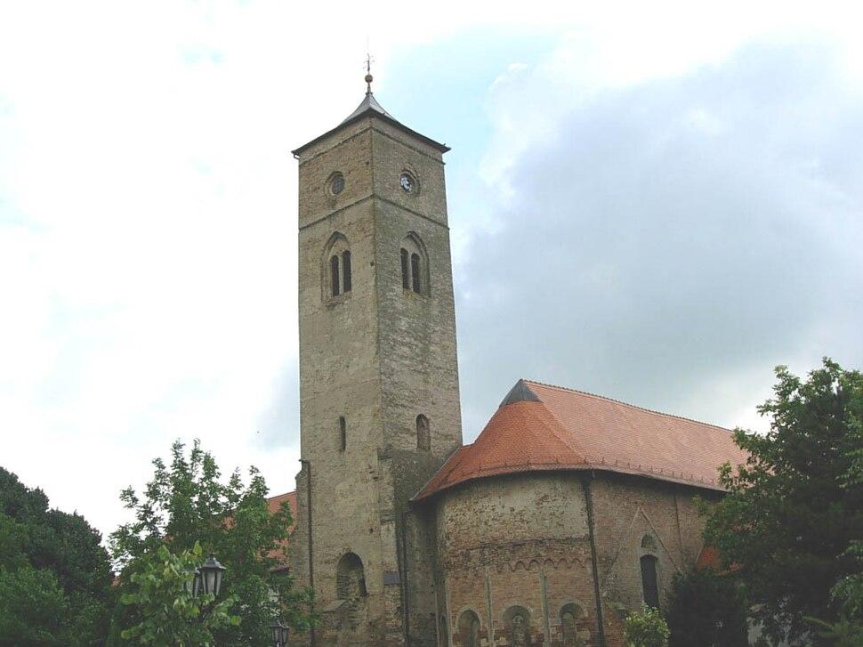Bač, The Franciscan Church