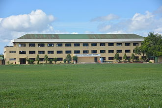Baao, Camarines Sur - Baao National High School