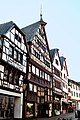 Bad Münstereifel, Orchheimer Straße mit Windeckhaus.jpg