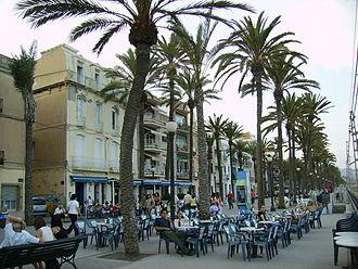 Badalona - Passeig de la Rambla, Badalona
