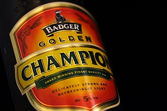 Hall & Woodhouse - Golden Champion Ale
