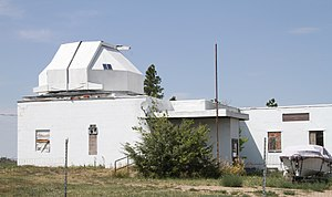 Badlands Observatory - Image: Badlands Observatory