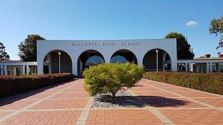 Balcatta Senior High School Independent public co-educational high day school in Australia