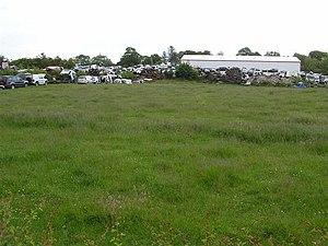 Ballaghmore, County Laois - Ballaghmore Townland