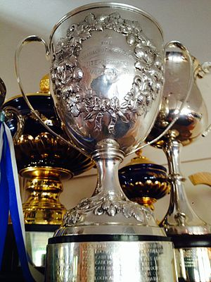 Balliemore Cup - The Balliemore Cup