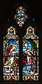 Ballina St. Muredach's Cathedral North Transept East Window Annunciation 2013 09 14.jpg