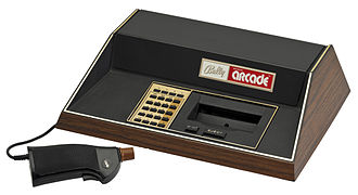 Second generation of video game consoles - Image: Bally Arcade Console