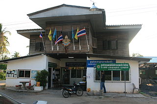 Tambon central government unit in Thailand