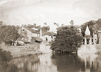 History of Mumbai - Banganga Tank and Walkeshwar Temple