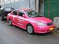 Bangkok Toyota Corolla taxi.JPG