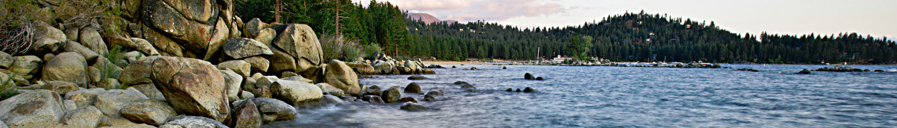 Zephyr Cove on Lake Tahoe