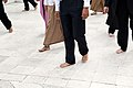 Barack Obama walks barefoot at Shwedagon Pagoda.jpg