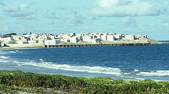 History of Somalia - Barawa city was an important medieval centre of Somali enterprise.