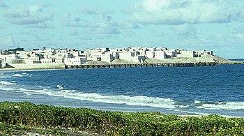 English: Barawa - Somalia