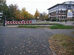 Barbarossastraße in Bremen