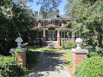 George and Neva Barbee House - Image: Barbee House