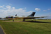 Barksdale Global Power Museum September 2015 39 (Avro Vulcan B.2).jpg