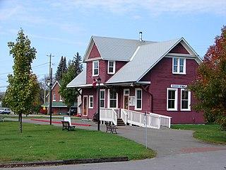 Barrys Bay town