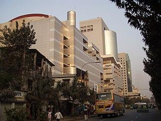 Bashundhara City - Image: Bashundhara city