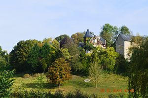 Bassoles-Aulers - A general view of Bassoles-Aulers