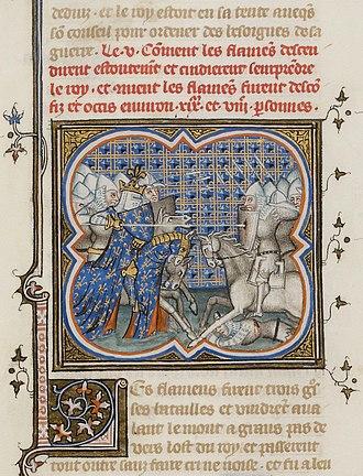Battle of Cassel (1328) - Bataille de Cassel du 23 août 1328