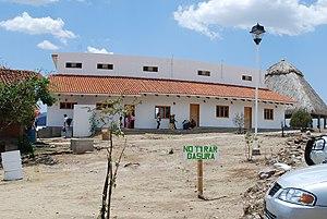 Hierve el Agua - Part of Turis Yu'u