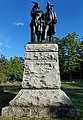 Battle of Lake George statue.jpg