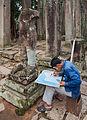 Bayon, Angkor Thom, Camboya, 2013-08-16, DD 27.jpg